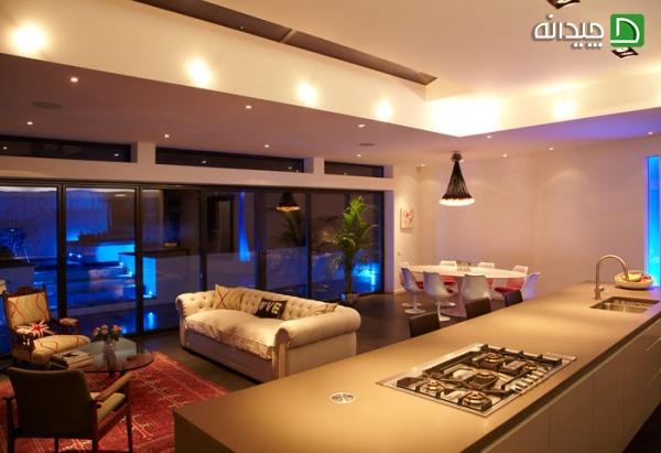 نورپردازی نواری, نورپردازی منزل, نورپردازی کابینت آشپزخانه, نورپردازی غذاخوری, نورپردازی راه پله, نورپردازی دیواری, نورپردازی اتاق خواب, نورپردازی آشپزخانه, نورپردازی, طراحی نورپردازی | home-decorative-blog | دکوراسیون ساختمان دکوروز