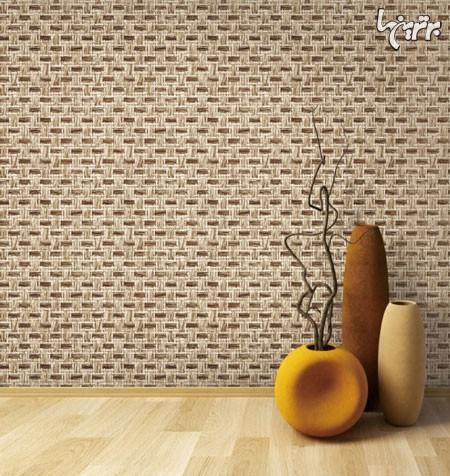 ویژگی كاغذ دیواری, کاغذ دیواری و کفپوش, کاغذ دیواری گلدار, طرح کاغذ دیواری, پوشش وینیل, انواع کاغذ دیواری, انتخاب کاغذ دیواری | wall-decor, wall-decor-blog | دکوراسیون ساختمان دکوروز