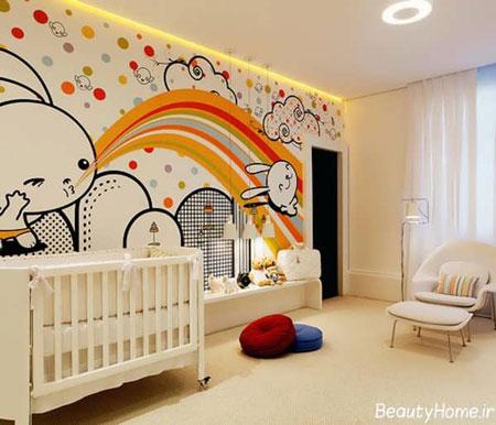 مدل کاغذ دیواری اتاق کودک, کاغذ دیواری نوزاد, کاغذ دیواری کودک, کاغذ دیواری اتاق کودک, کاغذ دیواری اتاق خواب دخترانه, کاغذ دیواری اتاق خواب پسرانه, عکس کاغذ دیواری اتاق کودک, طرح کاغذ دیواری اتاق کودک, رنگ کاغذ دیواری اتاق کودک, دکوراسیون اتاق کودک, انواع کاغذ دیواری اتاق کودک   wall-decor, wall-decor-blog   دکوراسیون ساختمان دکوروز