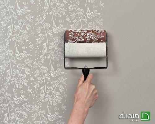 کاغذ دیواری دیوار, طراحی دیوار, طراحی دکوراسیون داخلی منزل, دیوارپوش, تزئین دیوار اتاق, تزئین دیوار, انواع دیوارپوش   wall-decor, wall-decor-blog   دکوراسیون ساختمان دکوروز