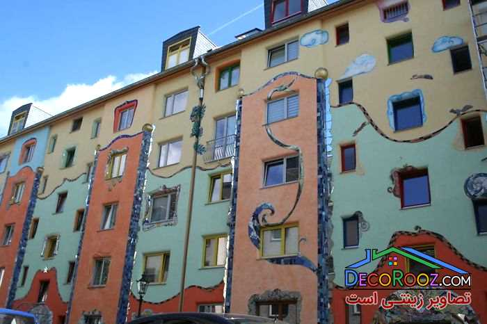 قیمت سیمان رنگی, فروش سیمان رنگی, سیمان کاری, سیمان رنگی نما, سیمان رنگی دیوار, سیمان رنگی, رنگ نمای ساختمان, اجرای سیمان رنگی | facade-paint | دکوراسیون ساختمان دکوروز