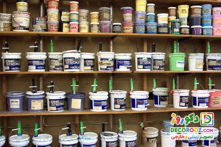 فروش کاهگل مصنوعی, فروش رنگ نما, فروش رنگ کنیتکس, فروش رنگ ساختمان, فروش رنگ جدولی, فروش رنگ ترافیکی, فروش رنگ استخری, فروش رنگ اپوکسی, اجرای نقاشی ساختمان | sale-paint | دکوراسیون ساختمان دکوروز