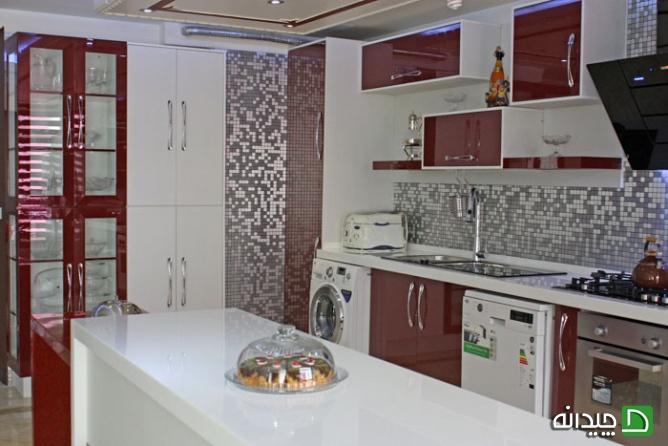 دیوارپوش آلمینیومی, دیوارپوش آشپزخانه, انواع دیوارپوش | floor-decor, floor-decor-blog | دکوراسیون ساختمان دکوروز