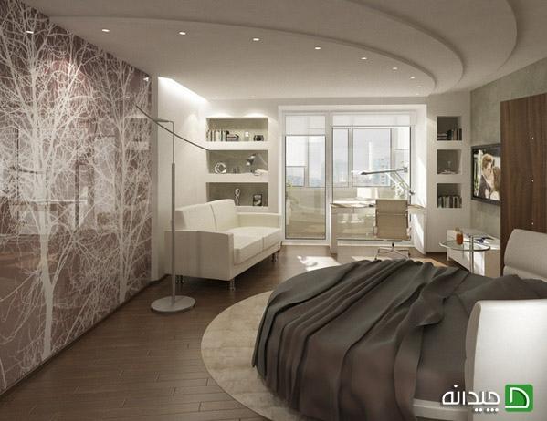 دیوار کاذب, دیوار شیشه ای کاذب, دیوار شیشه ای طرح دار, دیوار شیشه ای, دیوار داخلی | floor-decor, floor-decor-blog | دکوراسیون ساختمان دکوروز