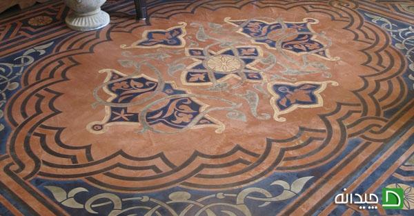 کفپوش بتنی, کفپوش, کف بتنی, رنگ آمیزی کفپوش بتنی, رنگ آمیزی بتن, پوشش کف بتنی, پوشش کف | floor-decor, floor-decor-blog | دکوراسیون ساختمان دکوروز