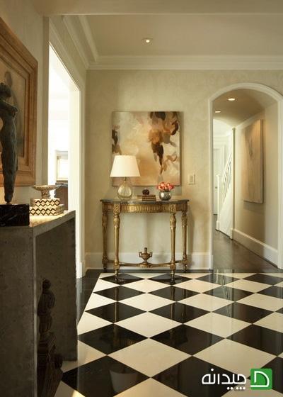 کفپوش, کاشی و سرامیک, کاشی کف, سرامیک کف, چیدمان کفپوش, چیدمان کاشی, چیدمان سرامیک   floor-decor, floor-decor-blog   دکوراسیون ساختمان دکوروز