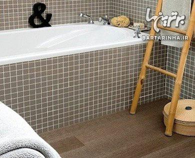 کفپوش شیشه ای, کفپوش حمام, کفپوش چوبی, کاشی وینیل, کاشی لینولئوم, کاشی لمینیت پلاستیکی, کاشی لمینت, کاشی سنگی, کاشی سرامیکی, کاشی چوب پنبه ای, انواع کفپوش | floor-decor, floor-decor-blog | دکوراسیون ساختمان دکوروز