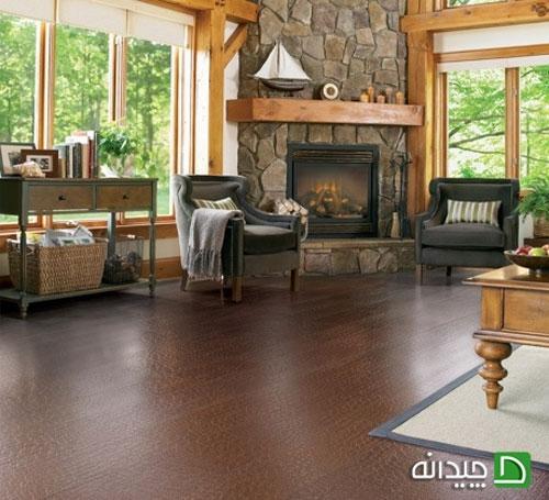 کفپوش مدرن, کفپوش چرمی, کفپوش چرم طبیعی, Torlysme | floor-decor, floor-decor-blog | دکوراسیون ساختمان دکوروز
