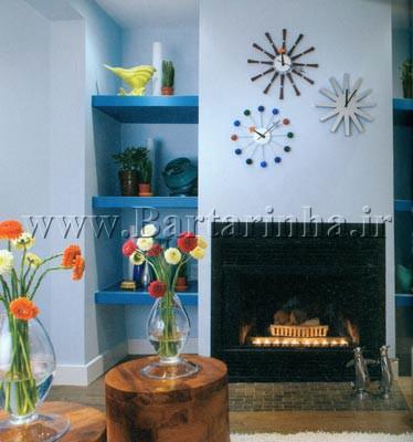 نقاشی ساختمان, کاغذ دیواری, انتخاب کاغذ دیواری | wall-decor, wall-decor-blog | دکوراسیون ساختمان دکوروز