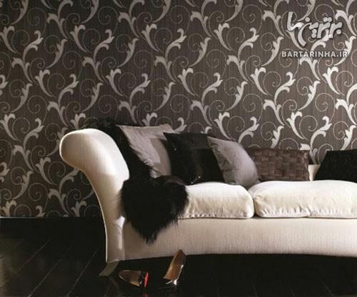 کاغذ دیواری و کفپوش, کاغذ دیواری گلدار, طرح کاغذ دیواری, رنگ کاغذ دیواری, دکوراسیون کاغذ دیواری, خرید کاغذ دیواری, انتخاب کاغذ دیواری | wall-decor, wall-decor-blog | دکوراسیون ساختمان دکوروز