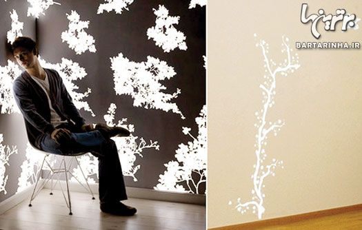 کاغذ دیواری منظره, کاغذ دیواری مدرن, کاغذ دیواری گلدار, انواع کاغذ دیواری   wall-decor, wall-decor-blog   دکوراسیون ساختمان دکوروز