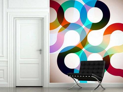 کاغذ دیواری پوستری, کاغذ دیواری پذیرایی, کاغذ دیواری اتاق نشیمن, عکس کاغذ دیواری پوستری, عکس کاغذ دیواری اتاق خواب | wall-decor, wall-decor-blog | دکوراسیون ساختمان دکوروز